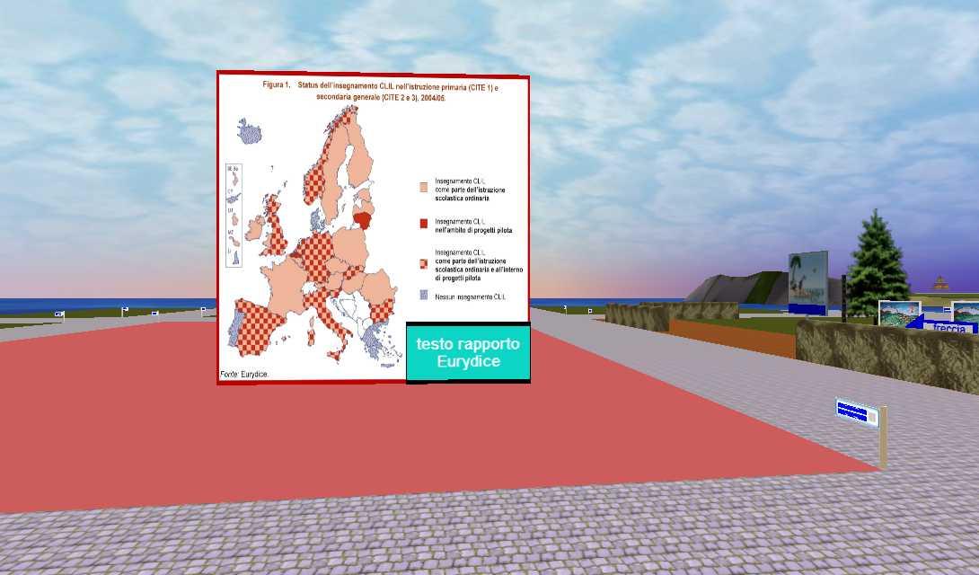 CLIl Rapporto Eurydice 2006