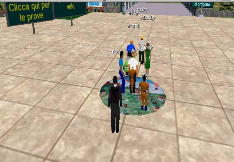 Tutti in piazza