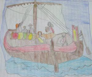 Nave fenicia di Francesco