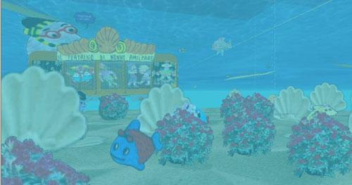 Il pesciolino Tantetinte