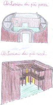 Nostra ricerca guida scuola3d for Piccole case quadrate